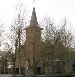 Kerk Mariahout