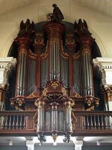 Smitsorgel kerk A-R